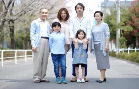 同居の家族