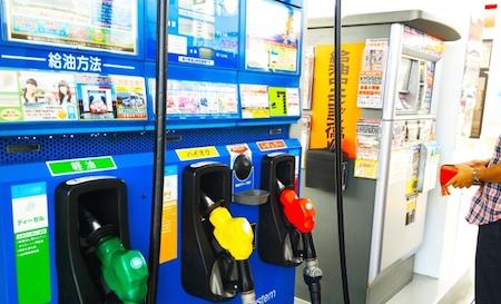 セルフガソリンスタンドを完全ガイド!使い方から注意点まで徹底解説