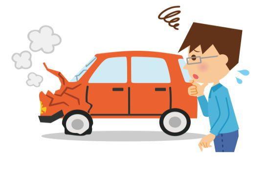 事故車を売る方法:誰でも簡単にできる