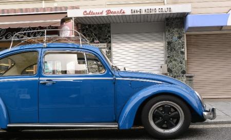 現状引き渡しの古い車