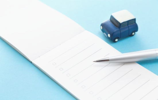 車査定のチェック項目