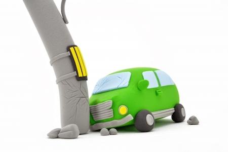 車の色と事故率の関係性