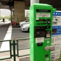 駐車場として使えない!パーキングメーター・パーキングチケットの利用方法
