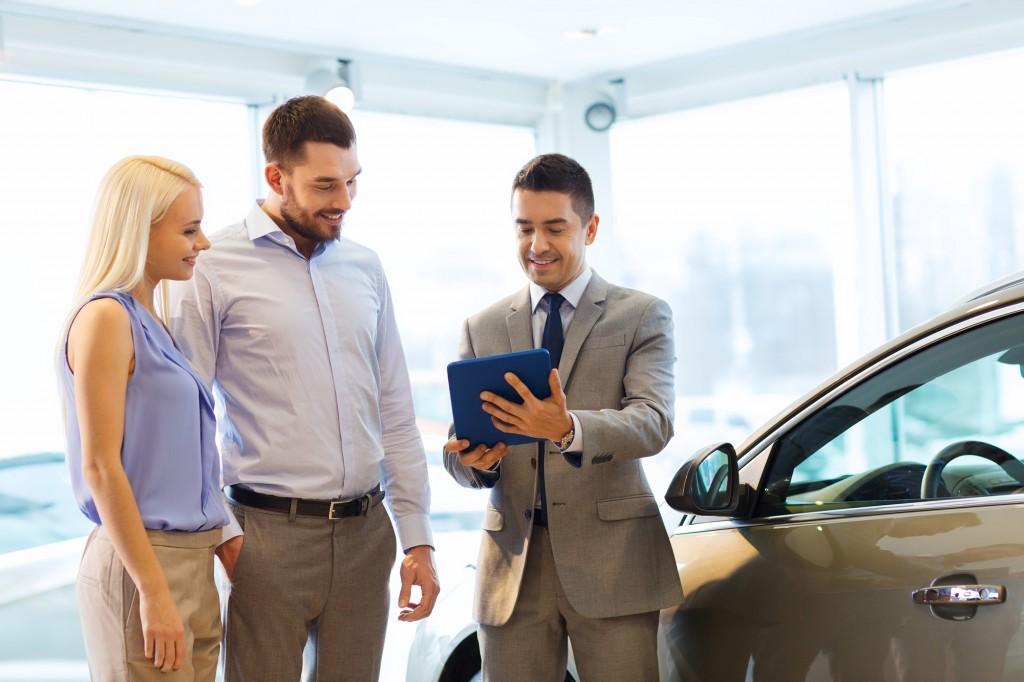 新車の値引き交渉