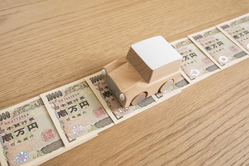 車両保険の金額