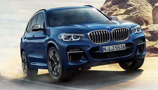 BMW「X3」