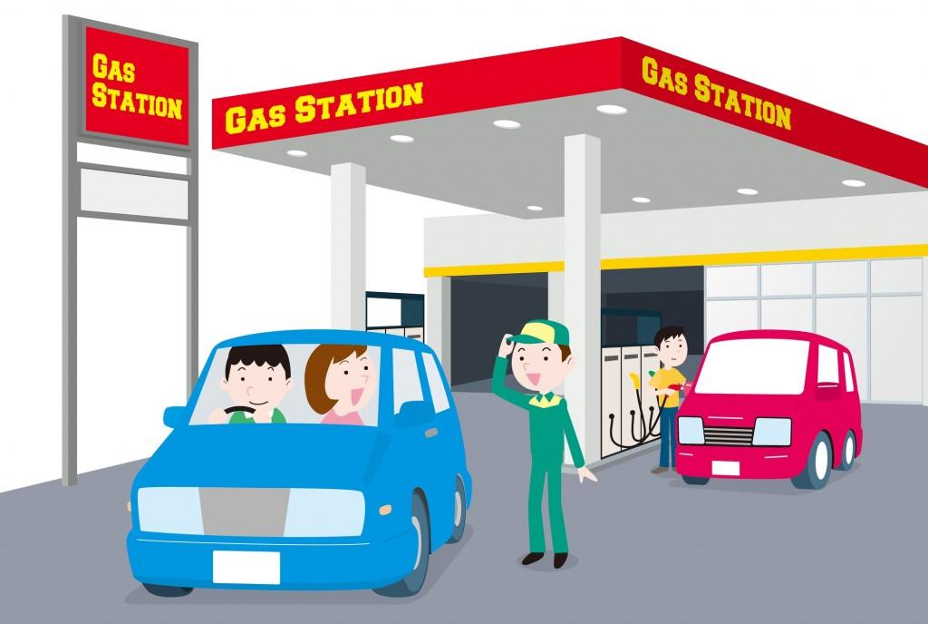 代理店型のガソリンスタンド