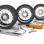 自動車の工具