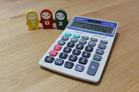 車購入の際に消費税がかかってくる項目・かかってこない項目