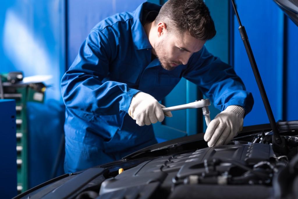 事故車の修理