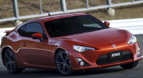 トヨタ86~国産のスポーツモデルをけん引するスポーツカー