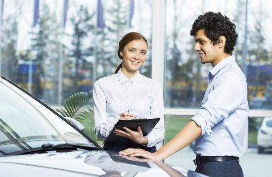 車の売買現場