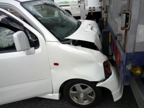 事故車と無事故車の比率~中古車のうち事故車の割合はなんと10%