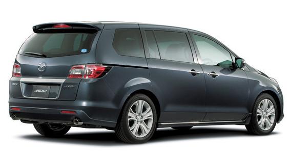 基本性能の高いマツダ MPVの中古車買取情報や特徴