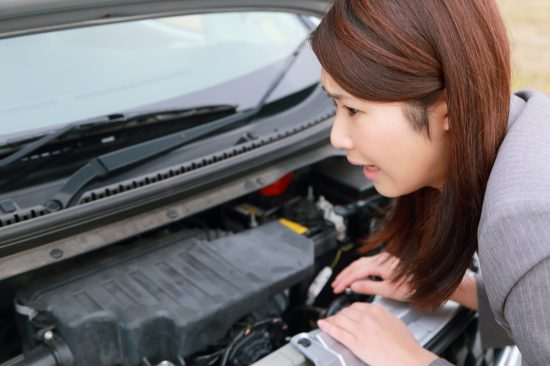 車のバッテリートラブル