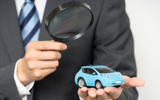 車査定のイメージ