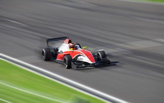 F1レーサー