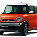 Suzuki ハスラーは軽自動車なのに軽自動車じゃないみたい!