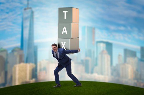 税金の負担