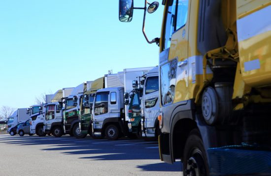 貨物自動車の要件と普通車から貨...