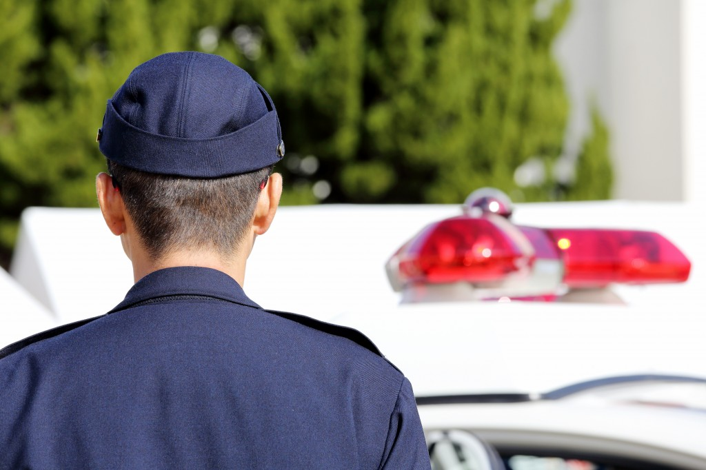 道路交通法違反