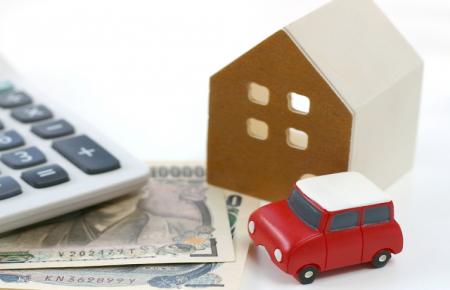 自動車ローンと住宅ローン