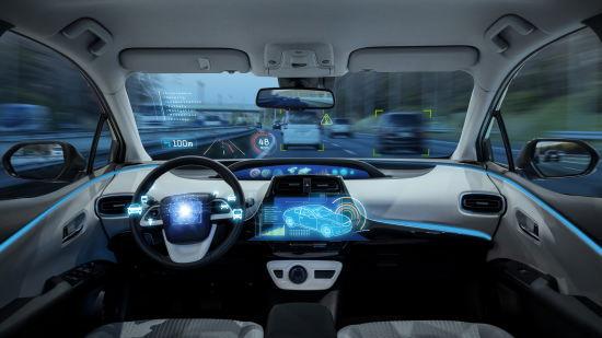自動運転のイメージ