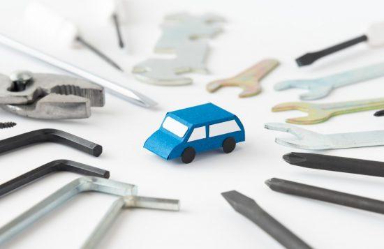 車の整備イメージ