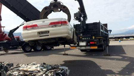 車の買取査定で0円評価された車は廃車にするしか無いのか