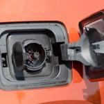 BMW i3の充電口