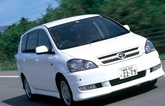 販売中止になったイプサム(IPSUM)の中古車買取相場はいくら?