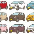 軽自動車販売台数の推移と2014年のメーカー別シェア