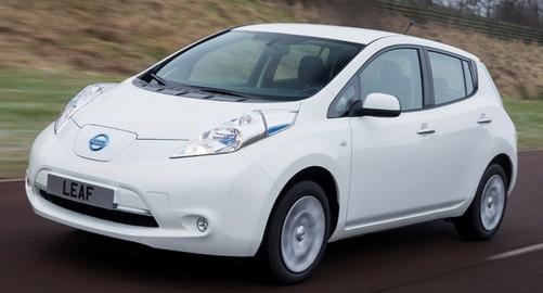 日産の電気自動車「リーフ」の買取査定額と気になるポイント