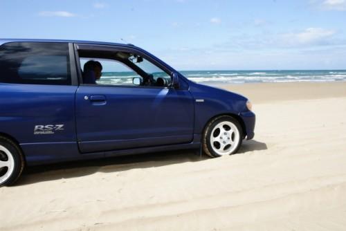 海辺付近で運転されていた車はサビやすく買取価格にも影響有り。