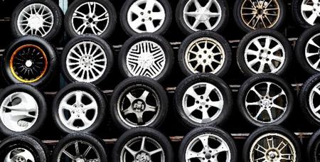 tire-wheel
