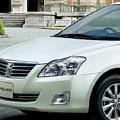 TOYOTA プレミオの車買取査定額と口コミ