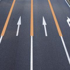 車線変更のコツと車線変更禁止場所一覧