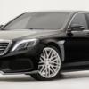 Mercedes Benz(ベンツ)  Sクラスの中古車買取情報や評判