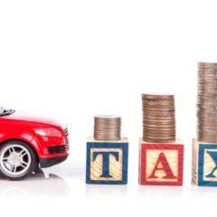 13年超えの車の自動車税・重量税は値上げ【増税額早見表あり】